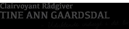 Clairvoyance hos Tine Ann Gaardsdal